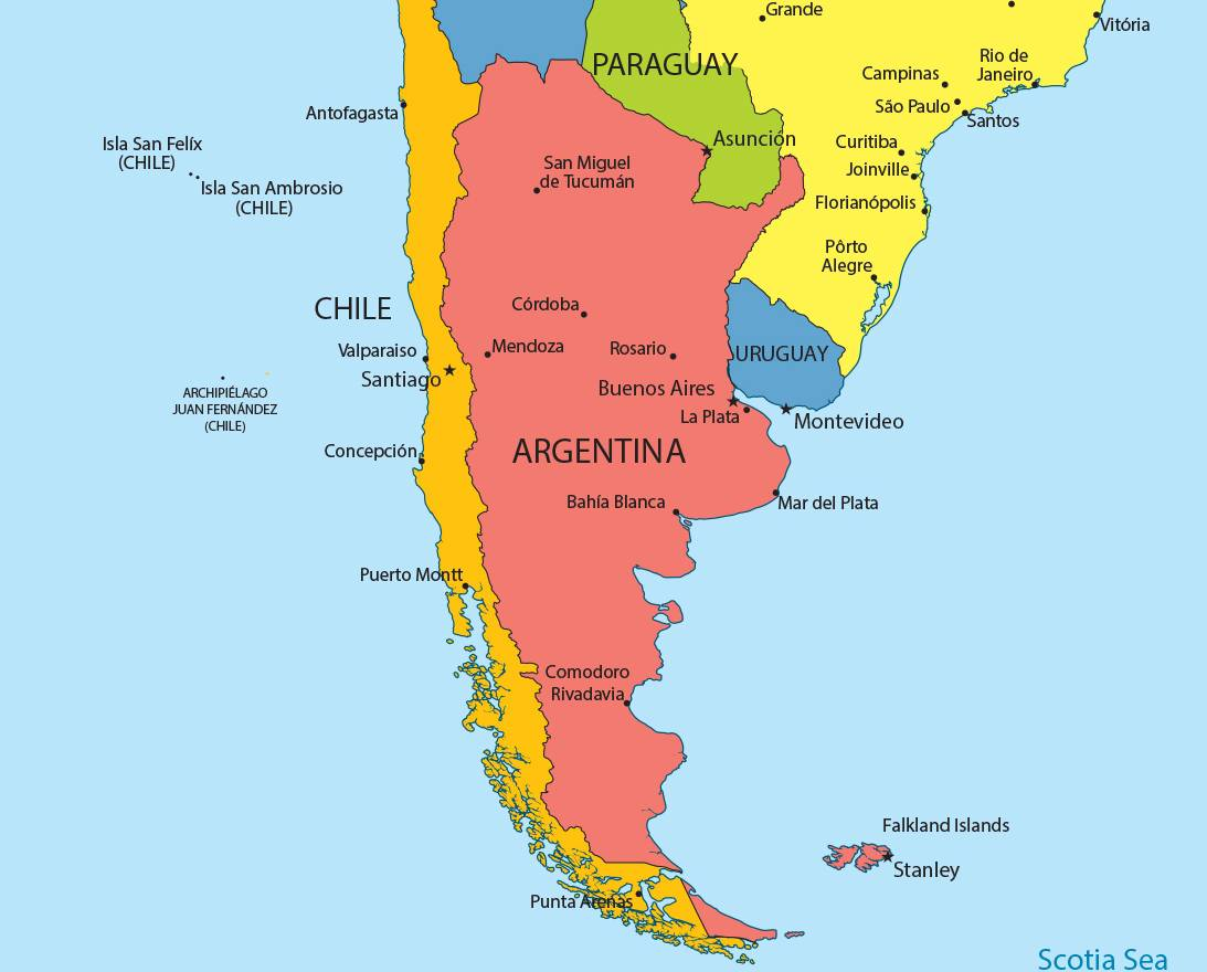carte de l argentine Two Argentine Men Sentenced For Passing Counterfeit Currency