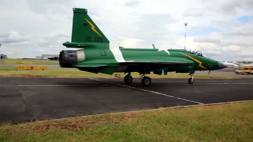 Pakistan's pride JF-17 Thunder is all set to steal the